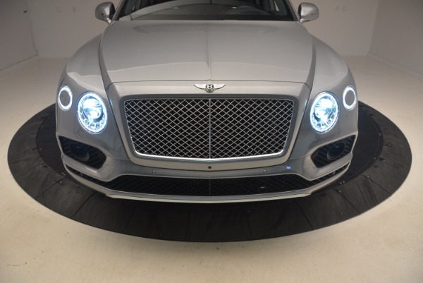 New 2018 Bentley Bentayga Onyx for sale Sold at Maserati of Westport in Westport CT 06880 16