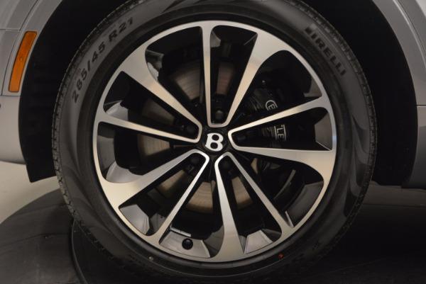 New 2018 Bentley Bentayga Onyx for sale Sold at Maserati of Westport in Westport CT 06880 18