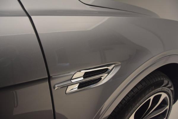 New 2018 Bentley Bentayga Onyx for sale Sold at Maserati of Westport in Westport CT 06880 19