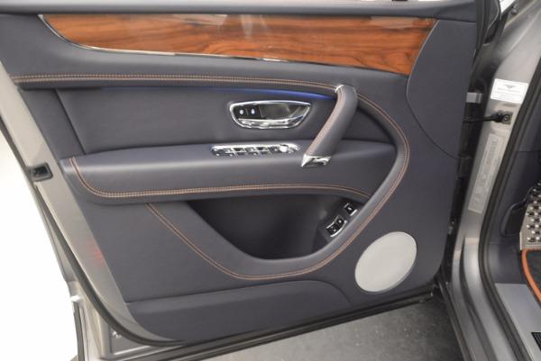 New 2018 Bentley Bentayga Onyx for sale Sold at Maserati of Westport in Westport CT 06880 22