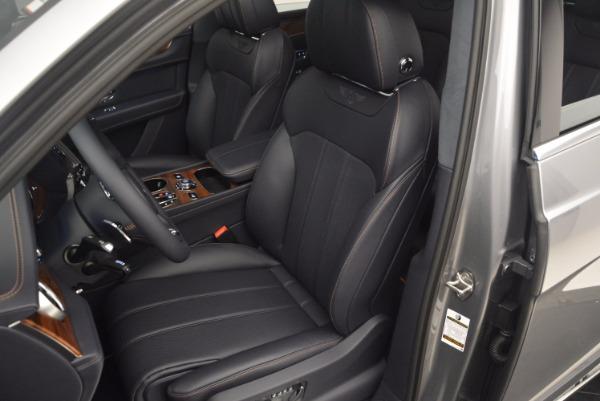 New 2018 Bentley Bentayga Onyx for sale Sold at Maserati of Westport in Westport CT 06880 23