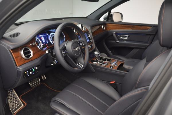 New 2018 Bentley Bentayga Onyx for sale Sold at Maserati of Westport in Westport CT 06880 25