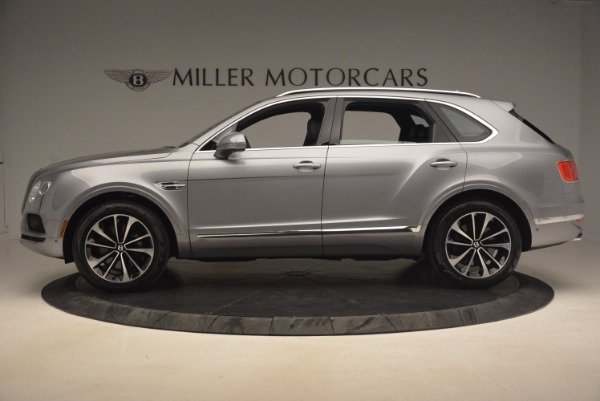 New 2018 Bentley Bentayga Onyx for sale Sold at Maserati of Westport in Westport CT 06880 3