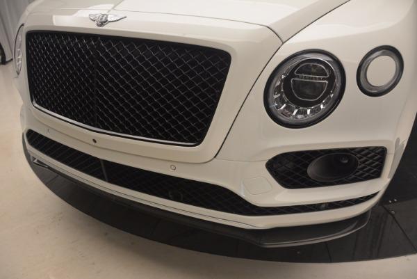 New 2018 Bentley Bentayga Black Edition for sale Sold at Maserati of Westport in Westport CT 06880 15