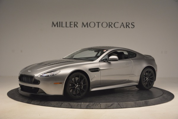 Used 2017 Aston Martin V12 Vantage S for sale Sold at Maserati of Westport in Westport CT 06880 2