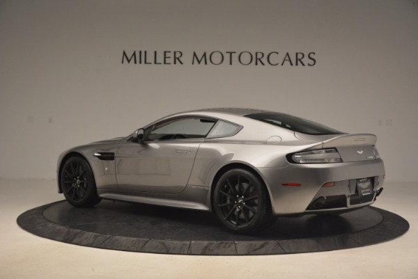 Used 2017 Aston Martin V12 Vantage S for sale Sold at Maserati of Westport in Westport CT 06880 4