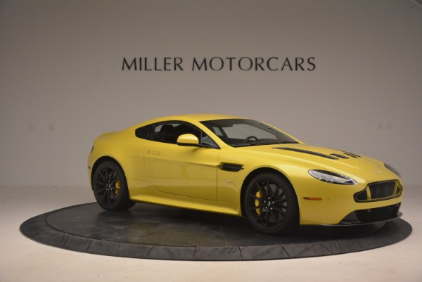 New 2017 Aston Martin V12 Vantage S for sale Sold at Maserati of Westport in Westport CT 06880 9