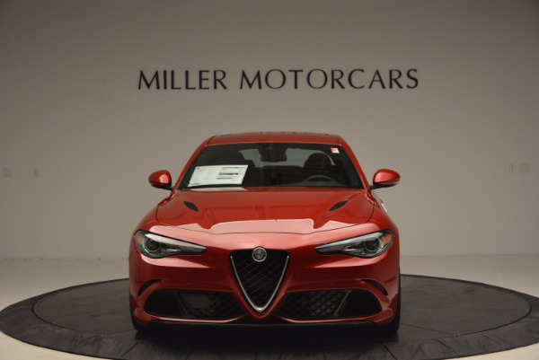 New 2017 Alfa Romeo Giulia Quadrifoglio Quadrifoglio for sale Sold at Maserati of Westport in Westport CT 06880 12
