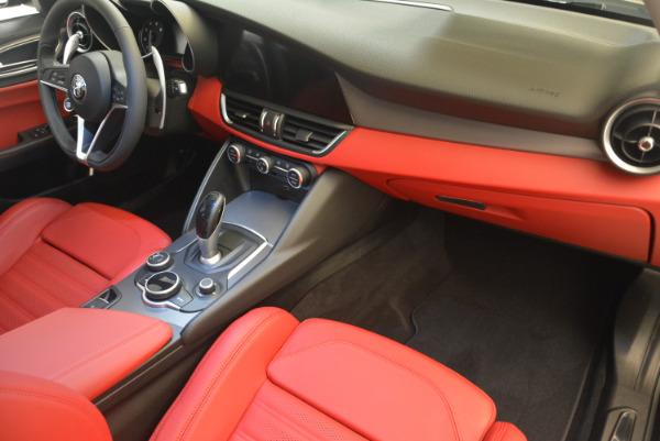 New 2017 Alfa Romeo Giulia Ti Q4 for sale Sold at Maserati of Westport in Westport CT 06880 21