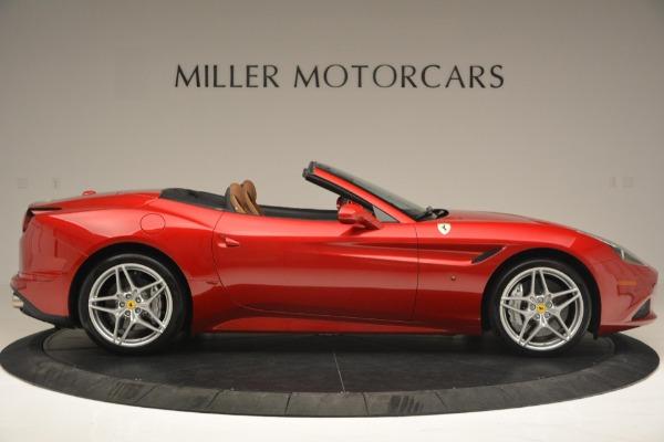Used 2015 Ferrari California T for sale Sold at Maserati of Westport in Westport CT 06880 9