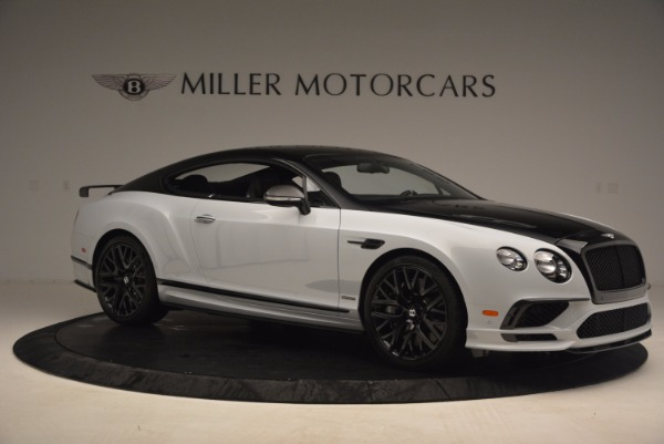 New 2017 Bentley Continental GT Supersports for sale Sold at Maserati of Westport in Westport CT 06880 10
