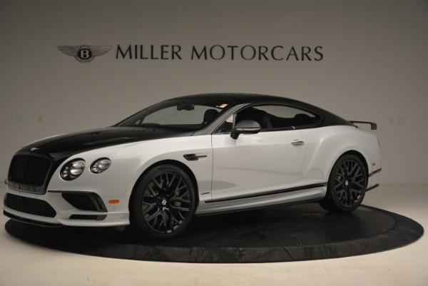 New 2017 Bentley Continental GT Supersports for sale Sold at Maserati of Westport in Westport CT 06880 2