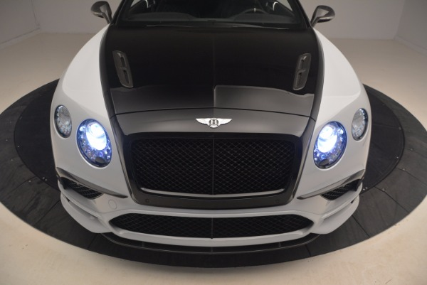 New 2017 Bentley Continental GT Supersports for sale Sold at Maserati of Westport in Westport CT 06880 20