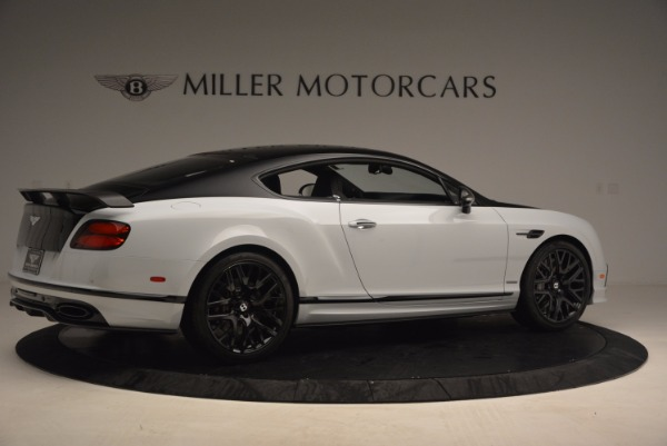New 2017 Bentley Continental GT Supersports for sale Sold at Maserati of Westport in Westport CT 06880 8