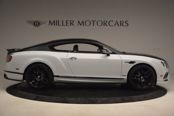 Used 2017 Bentley Continental GT Supersports for sale $199,900 at Maserati of Westport in Westport CT 06880 9