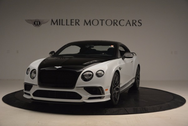 New 2017 Bentley Continental GT Supersports for sale Sold at Maserati of Westport in Westport CT 06880 1