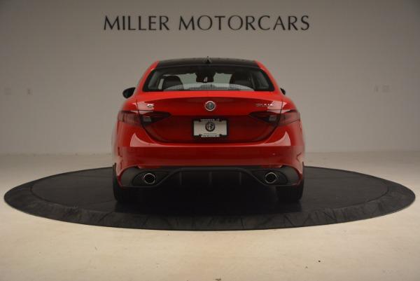 New 2017 Alfa Romeo Giulia Ti Sport Q4 for sale Sold at Maserati of Westport in Westport CT 06880 5