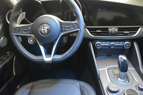 New 2017 Alfa Romeo Giulia Ti Q4 for sale Sold at Maserati of Westport in Westport CT 06880 20