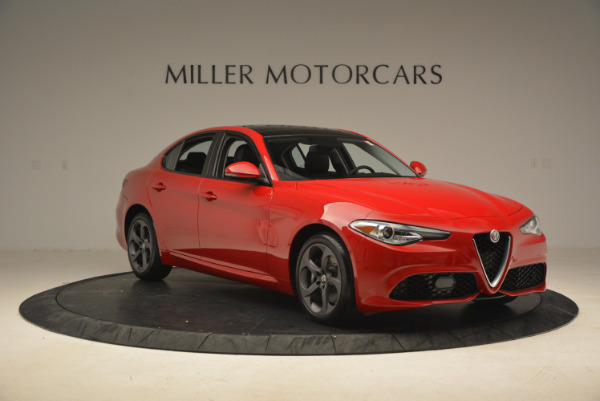 New 2017 Alfa Romeo Giulia Q4 for sale Sold at Maserati of Westport in Westport CT 06880 13