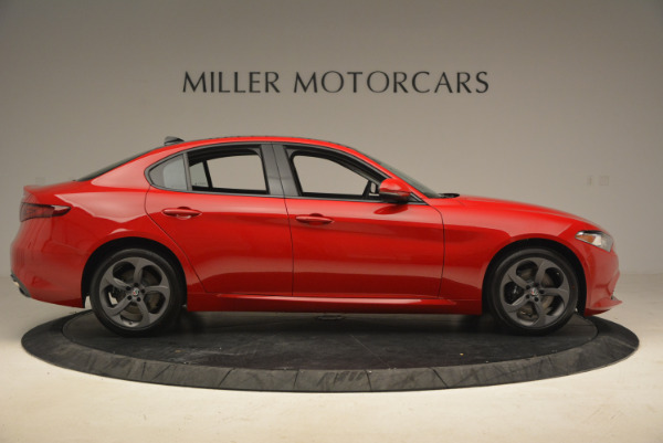 New 2017 Alfa Romeo Giulia Q4 for sale Sold at Maserati of Westport in Westport CT 06880 11