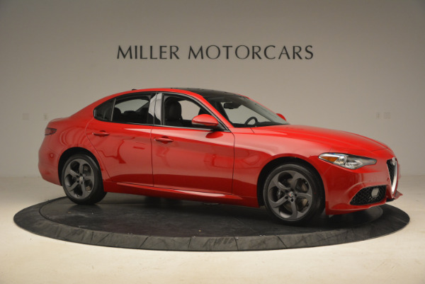 New 2017 Alfa Romeo Giulia Q4 for sale Sold at Maserati of Westport in Westport CT 06880 12