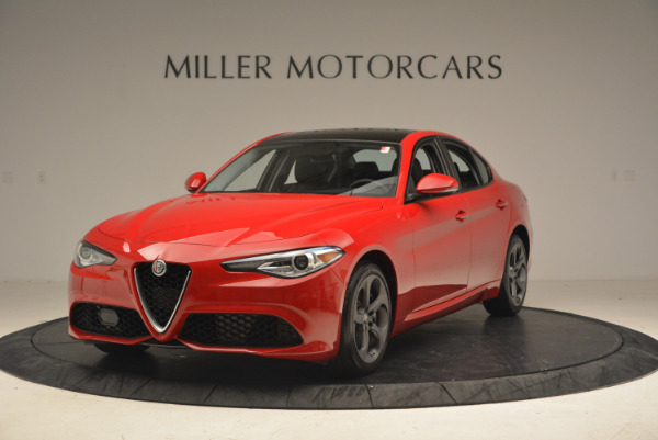 New 2017 Alfa Romeo Giulia Q4 for sale Sold at Maserati of Westport in Westport CT 06880 1