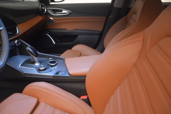 New 2017 Alfa Romeo Giulia Ti Q4 for sale Sold at Maserati of Westport in Westport CT 06880 14