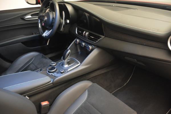 Used 2017 Alfa Romeo Giulia Quadrifoglio for sale Sold at Maserati of Westport in Westport CT 06880 21