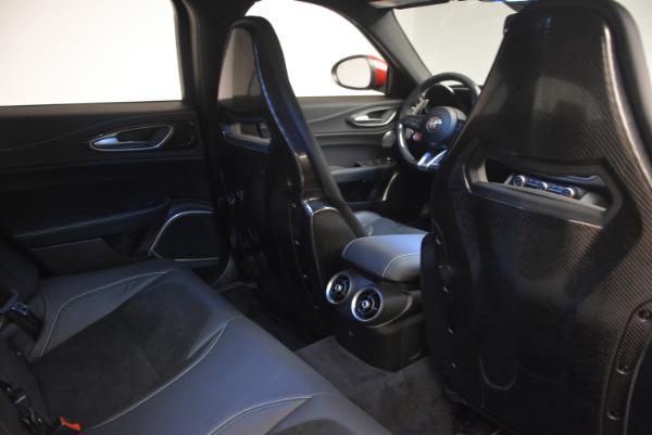 Used 2017 Alfa Romeo Giulia Quadrifoglio for sale Sold at Maserati of Westport in Westport CT 06880 25
