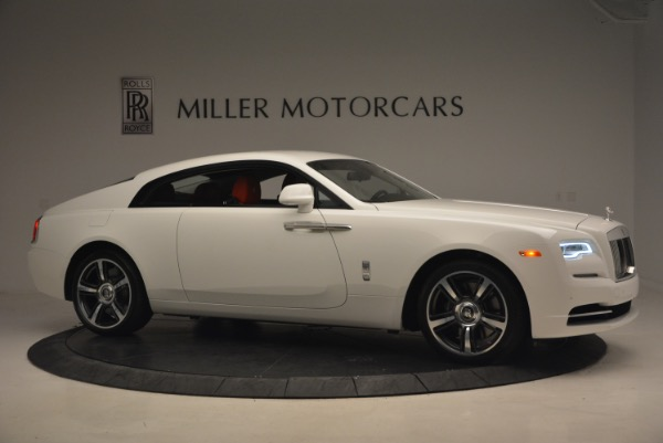 Used 2017 Rolls-Royce Wraith for sale Sold at Maserati of Westport in Westport CT 06880 10