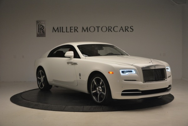 Used 2017 Rolls-Royce Wraith for sale Sold at Maserati of Westport in Westport CT 06880 11