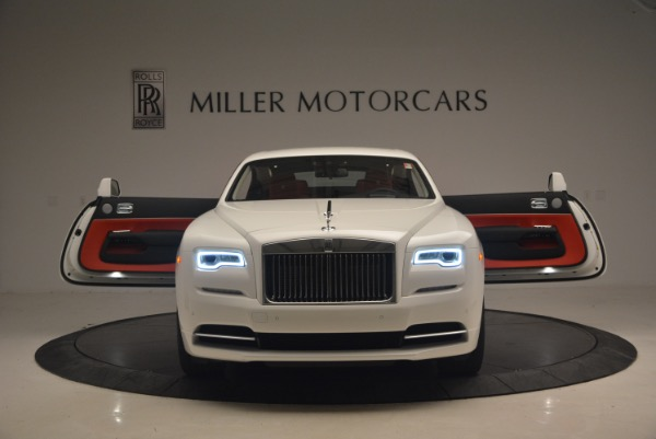 Used 2017 Rolls-Royce Wraith for sale Sold at Maserati of Westport in Westport CT 06880 13