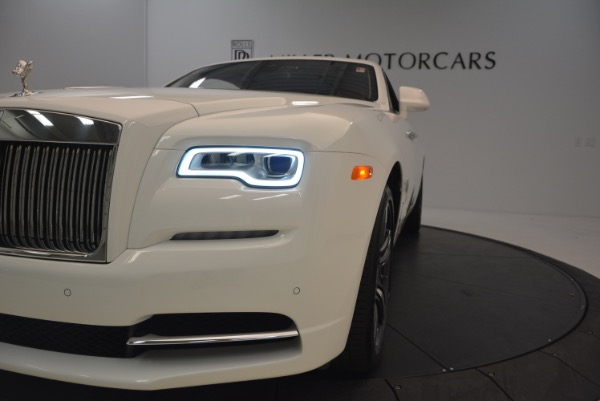 Used 2017 Rolls-Royce Wraith for sale Sold at Maserati of Westport in Westport CT 06880 16