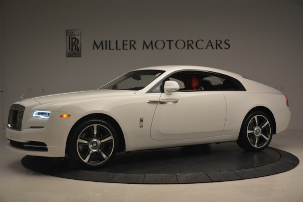 Used 2017 Rolls-Royce Wraith for sale Sold at Maserati of Westport in Westport CT 06880 2