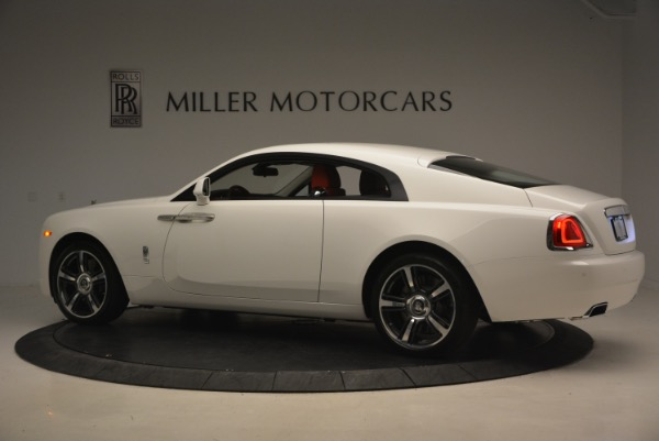 Used 2017 Rolls-Royce Wraith for sale Sold at Maserati of Westport in Westport CT 06880 4