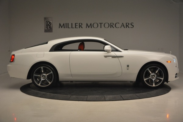 Used 2017 Rolls-Royce Wraith for sale Sold at Maserati of Westport in Westport CT 06880 9