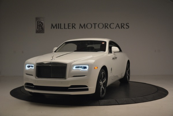 Used 2017 Rolls-Royce Wraith for sale Sold at Maserati of Westport in Westport CT 06880 1
