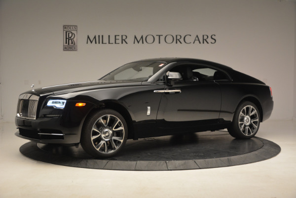 New 2018 Rolls-Royce Wraith for sale Sold at Maserati of Westport in Westport CT 06880 2