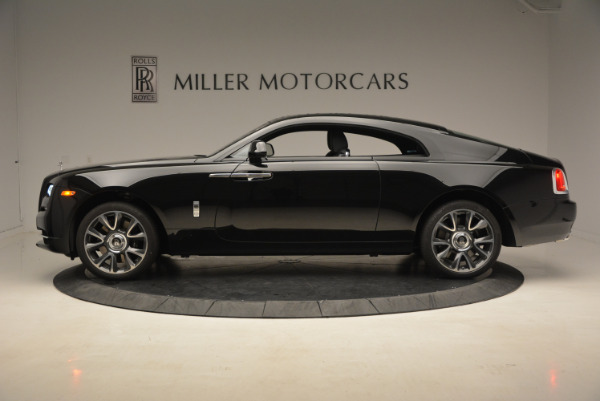 New 2018 Rolls-Royce Wraith for sale Sold at Maserati of Westport in Westport CT 06880 3