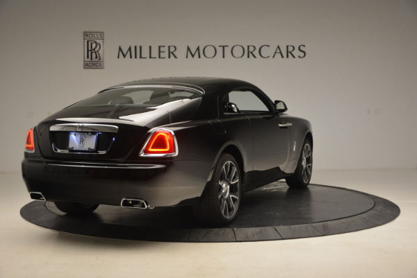 New 2018 Rolls-Royce Wraith for sale Sold at Maserati of Westport in Westport CT 06880 7