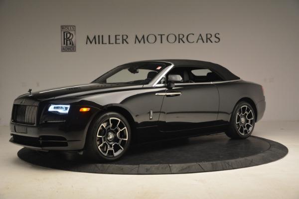 New 2018 Rolls-Royce Dawn Black Badge for sale Sold at Maserati of Westport in Westport CT 06880 14