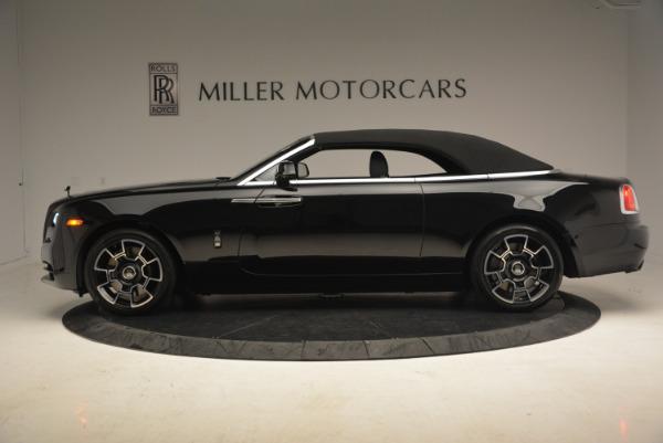 New 2018 Rolls-Royce Dawn Black Badge for sale Sold at Maserati of Westport in Westport CT 06880 15