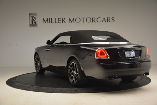 New 2018 Rolls-Royce Dawn Black Badge for sale Sold at Maserati of Westport in Westport CT 06880 17
