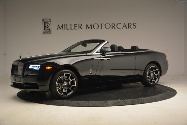 New 2018 Rolls-Royce Dawn Black Badge for sale Sold at Maserati of Westport in Westport CT 06880 2