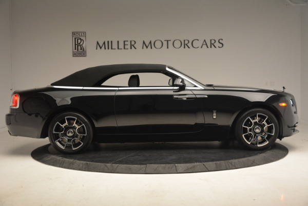 New 2018 Rolls-Royce Dawn Black Badge for sale Sold at Maserati of Westport in Westport CT 06880 21