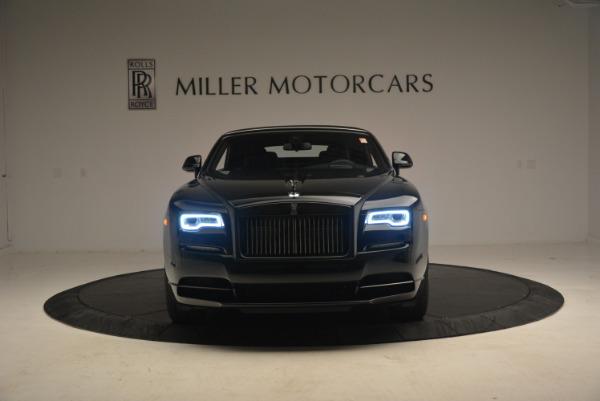 New 2018 Rolls-Royce Dawn Black Badge for sale Sold at Maserati of Westport in Westport CT 06880 24