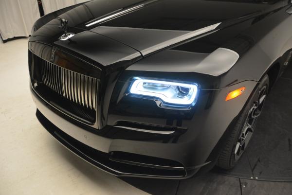 New 2018 Rolls-Royce Dawn Black Badge for sale Sold at Maserati of Westport in Westport CT 06880 27