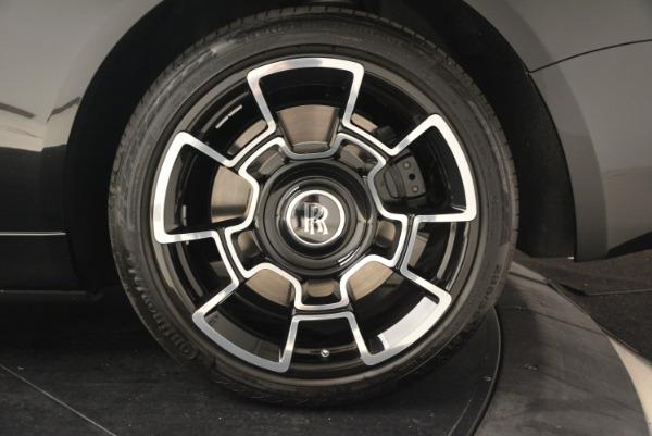 New 2018 Rolls-Royce Dawn Black Badge for sale Sold at Maserati of Westport in Westport CT 06880 28