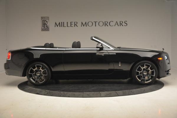 New 2018 Rolls-Royce Dawn Black Badge for sale Sold at Maserati of Westport in Westport CT 06880 9
