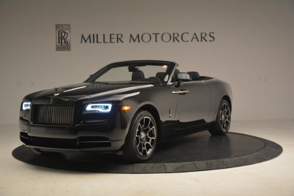 New 2018 Rolls-Royce Dawn Black Badge for sale Sold at Maserati of Westport in Westport CT 06880 1